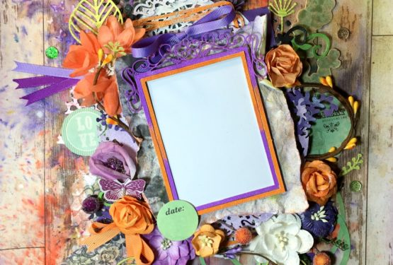 Halloween Colours – such a nice mix